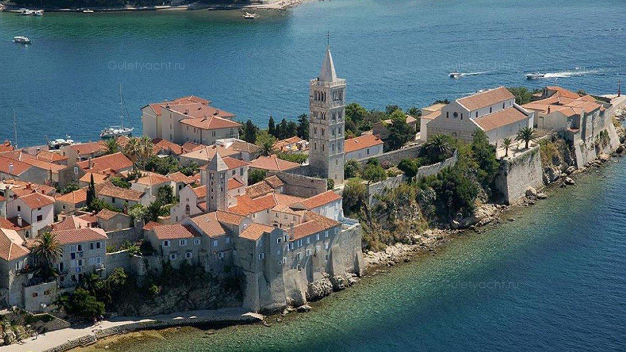 croatia island rab online tourist guide kristofor - 1000×671
