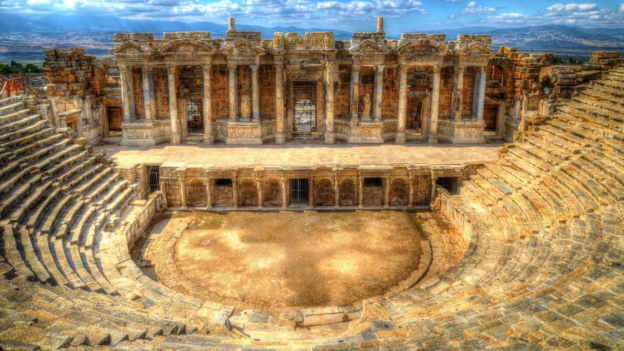 Археологический круиз из Бодрума в Эфес