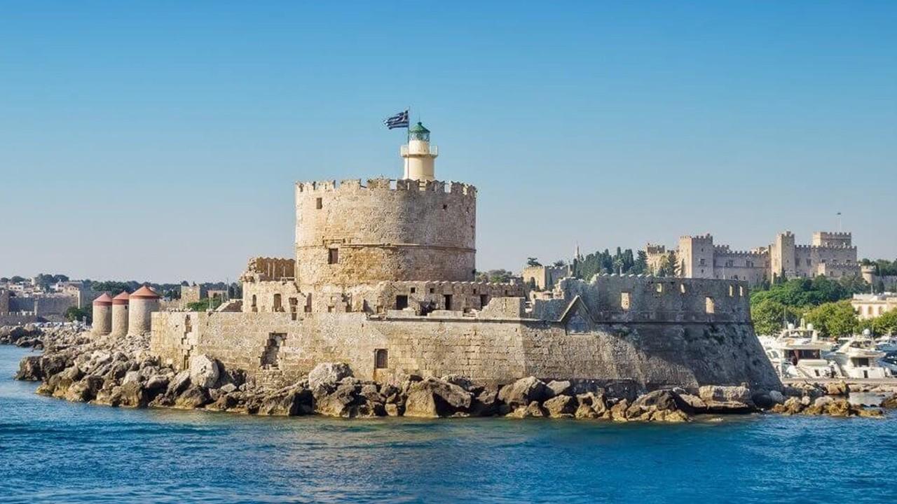 Бодрум на греческие острова (южный Додеканес)