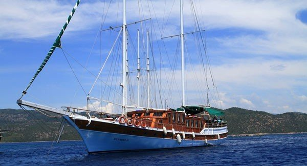 Bodrum Greek Islands Yacht Richmond Iv