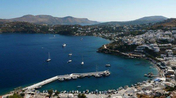 Греческие Острова Северный Додеканес