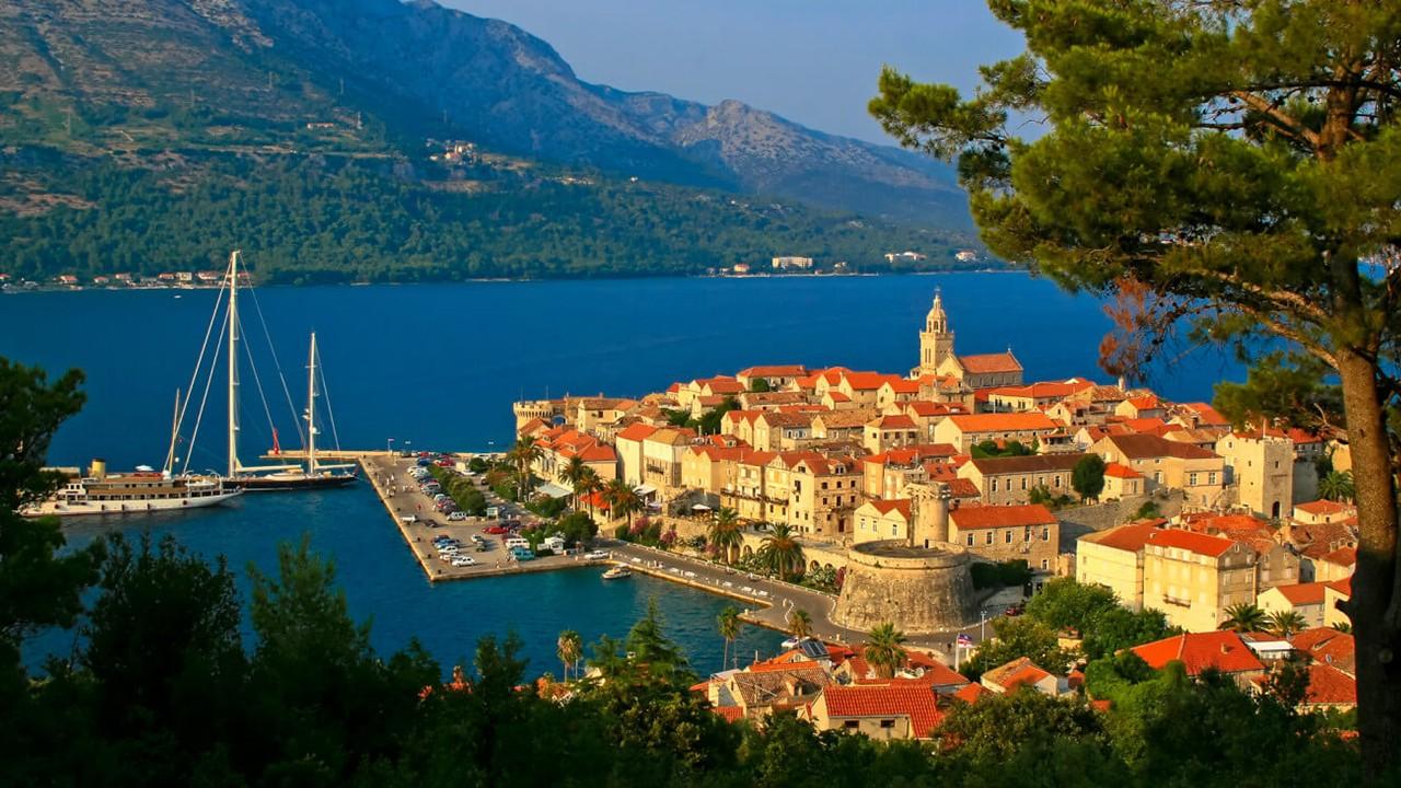 Сплит до Дубровника
