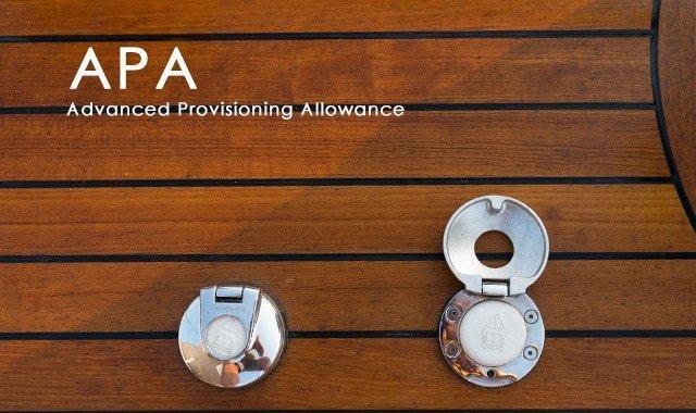 Что такое APA (Advanced Provisioning Allowance)?