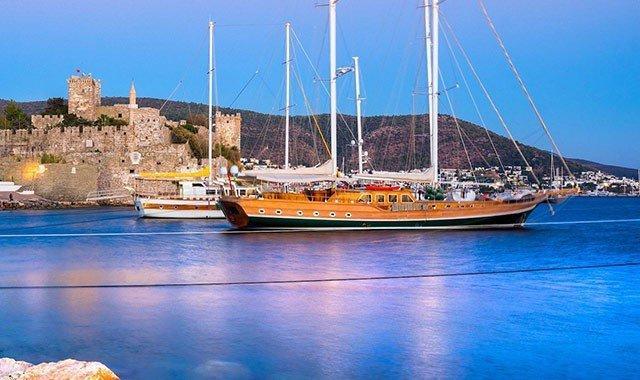 Маршруты Голубого Круиза в Турции