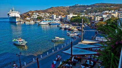 Бодрум на греческие острова (Северный Додеканес)