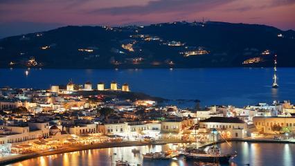 Бодрум в Миконос за 2 недели