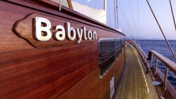 Гулет Babylon