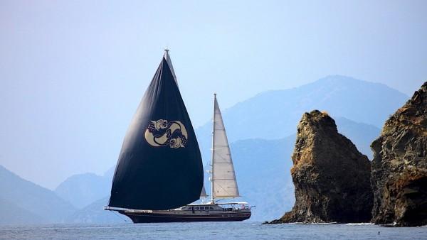 Daima Парусная яхта