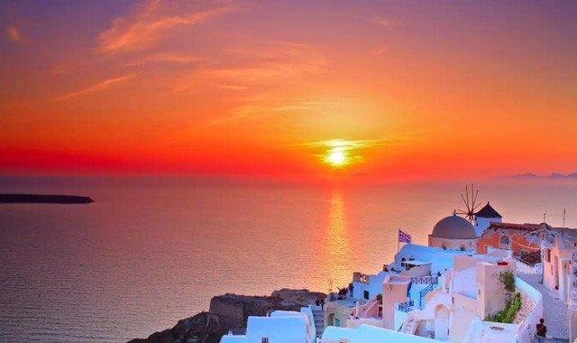 Выберите Грецию