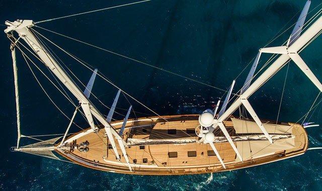Классические парусные яхты