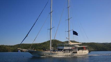Aegean Clipper Гулет