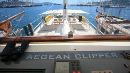Гулет Aegean Clipper