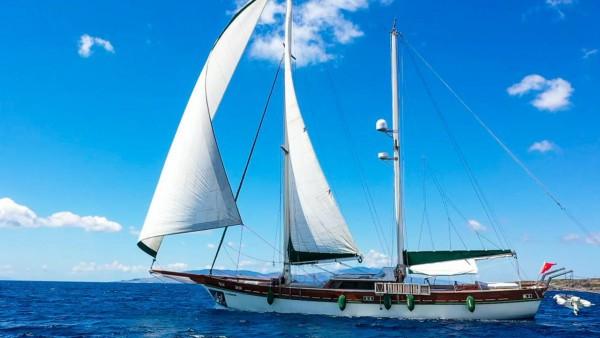 A.Eser Парусная яхта