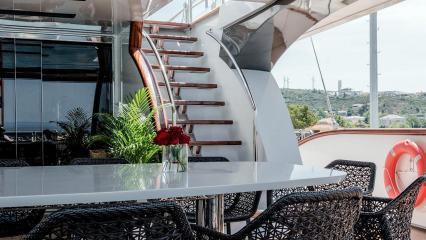 Парусная яхта Aiaxaia