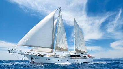 Alessandro Парусная яхта