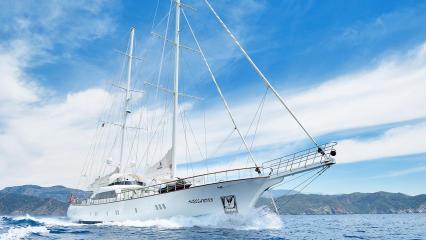 Парусная яхта Alessandro