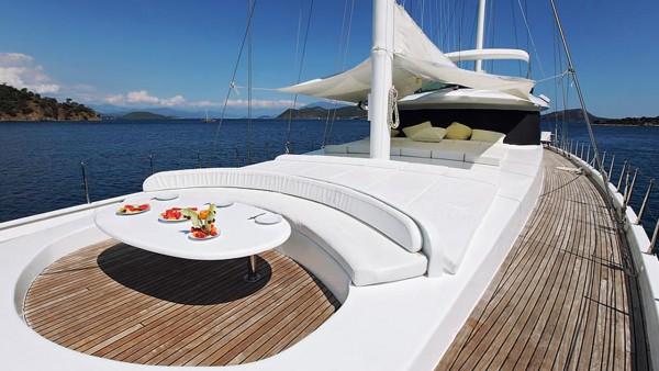 Парусная яхта Angelo 2