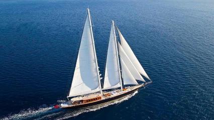 Aria I Парусная яхта