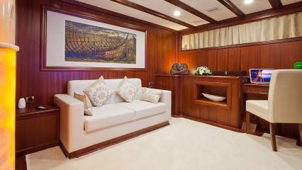 Парусная яхта Aria I