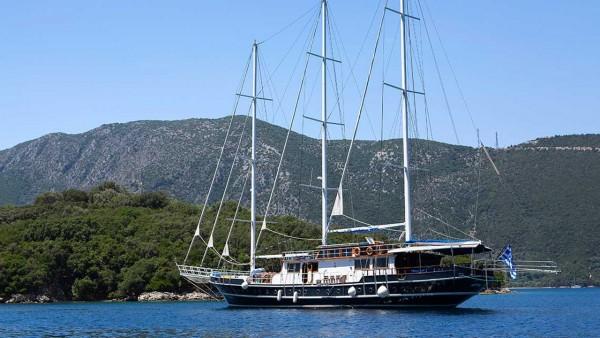Гулет Artemis (Greece)