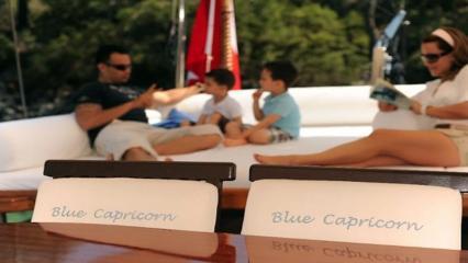 Гулет Blue Capricorn