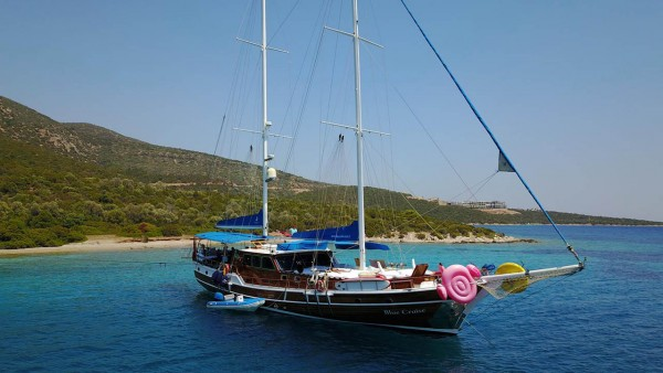 Гулет Blue Cruise