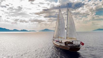 Гулет Derya Deniz