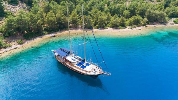 Гулет Diva Deniz