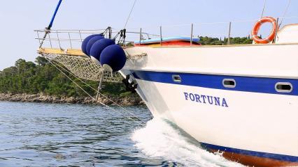 Гулет Fortuna Croatia