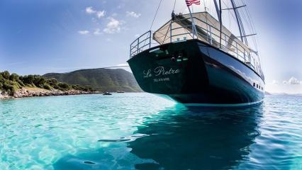 Парусная яхта Le Pietre