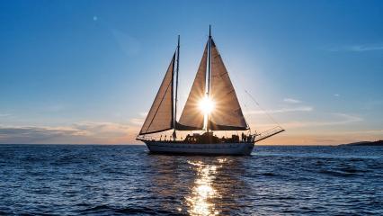 Luopan Парусная яхта