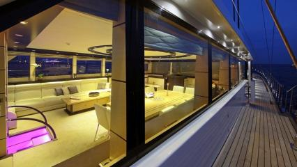 Парусная яхта Perla Del Mare
