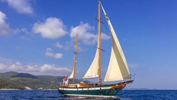 Providenca Парусная яхта