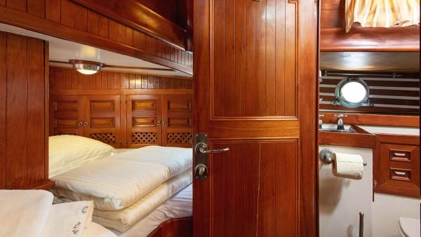 Парусная яхта  Providenca