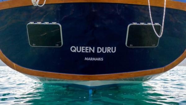Гулет Queen Duru