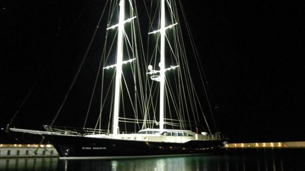 Парусная яхта Ubi Bene