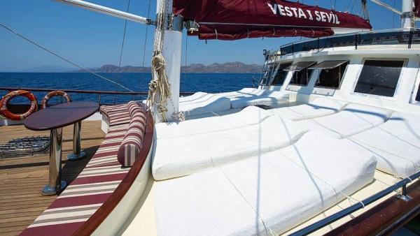 Гулет Vesta 1 Sevil