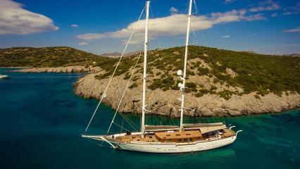 Парусная яхта Zanziba