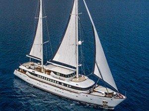 Aiaxaia Парусная яхта