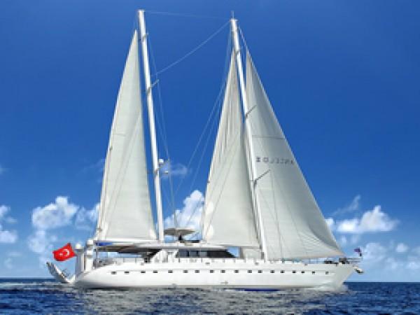 Angelo 2 Парусная яхта