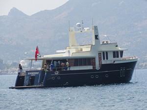 Bandido Моторная яхта