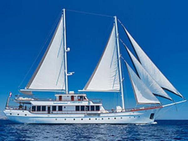 Corsario Парусная яхта