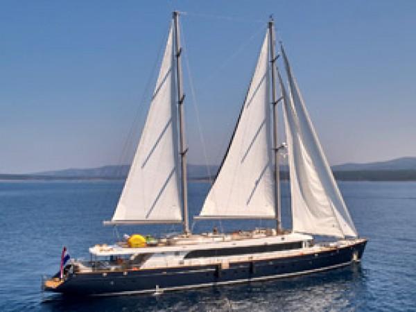 Dalmatino Парусная яхта
