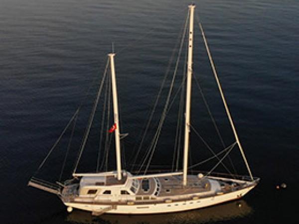 Eloa Парусная яхта