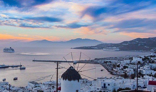 Аренда Гулета по Греческим островам