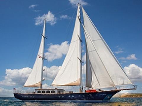 Le Pietre Парусная яхта