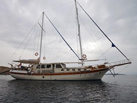 Tufan 5 Гулет