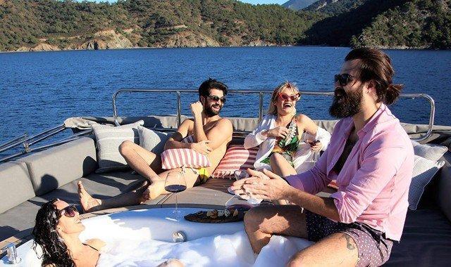 Жизнь На Яхтах
