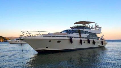 Aegean Angel Моторная яхта