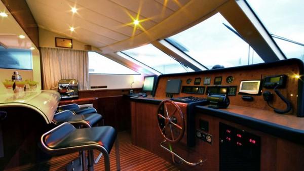 Моторная яхта Anyway